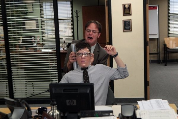 Photo Flash: THE OFFICE's 'Junior Salesman,' Airing 1/31