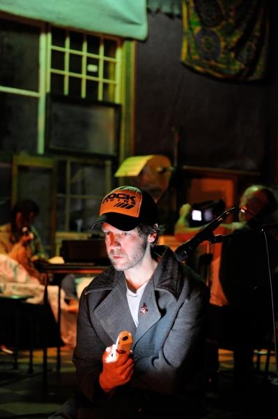 Stephen Thorne as Raskolnikov