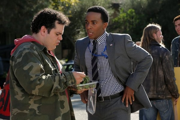 Photo Flash: 1600 PENN's 'Frosting/Nixon,' Airing 1/31