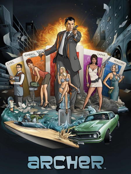 ARCHER Season Premiere Hits Series High in Key Demos