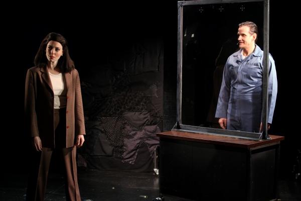 Photo Coverage: Pamela Bob and Sean McDermott in Rehearsal for SILENCE! THE MUSICAL