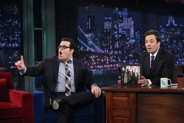 Photo Flash: Chastain, Gad, & More on Last Night's LATE NIGHT