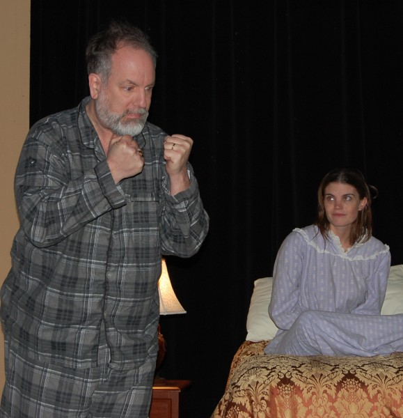 Photo Flash: First Look at Players Guild of Leonia's BEDROOMS