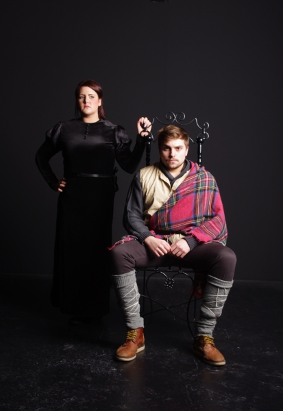 Photo Flash: Meet the Cast of Nice Swan Theatre's MACBETH, Opening Feb 27