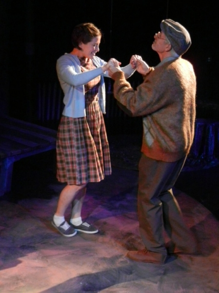 Photo Flash: First Look at West Coast Premiere of WALKING THE TIGHTROPE at 24th STreet Theatre