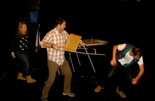 Photos: In Rehearsal with PARADISE BAR AND GRILL Workshop at Blank Theater