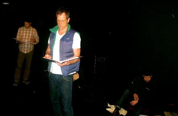 Photo Flash: In Rehearsal with PARADISE BAR AND GRILL Workshop at Blank Theater