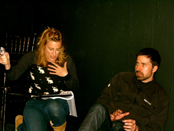 Jennifer Ludwigsen, Jedadiah Schultz Photo