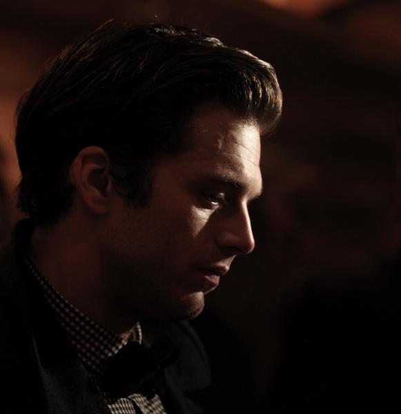 Sebastian Stan  at In The Spotlight Series- PICNIC