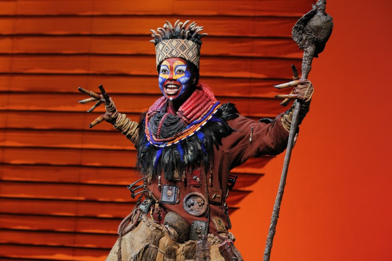 BWW Reviews: THE LION KING Roars Into Austin