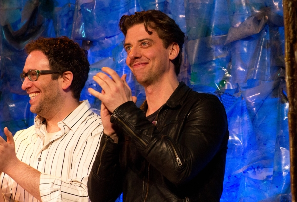 David Rossmer, Christian Borle
