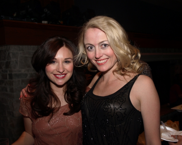 Kalie Quinones and Amy Rutberg