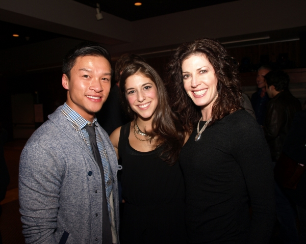 Ethan Le Phong, Marlene Martinez, and Stefanie Morse