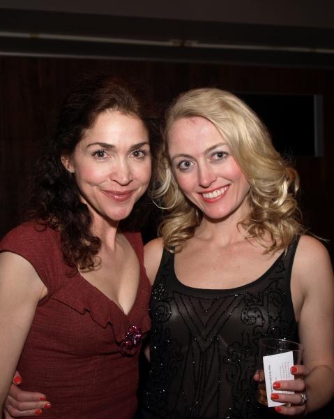 Stasha Surdyke and Amy Rutberg