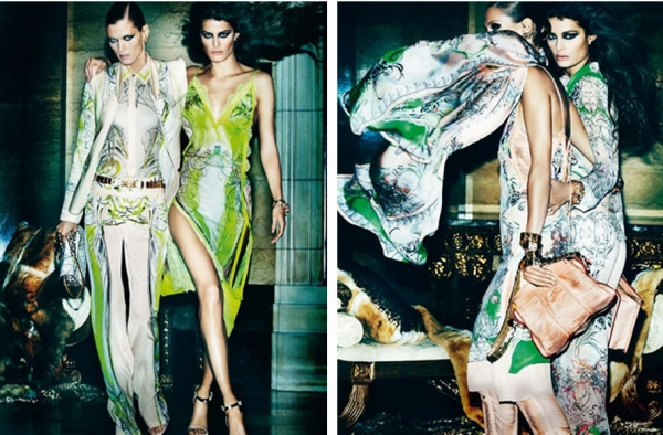 Photo Coverage: Roberto Cavalli Spring Campaign
