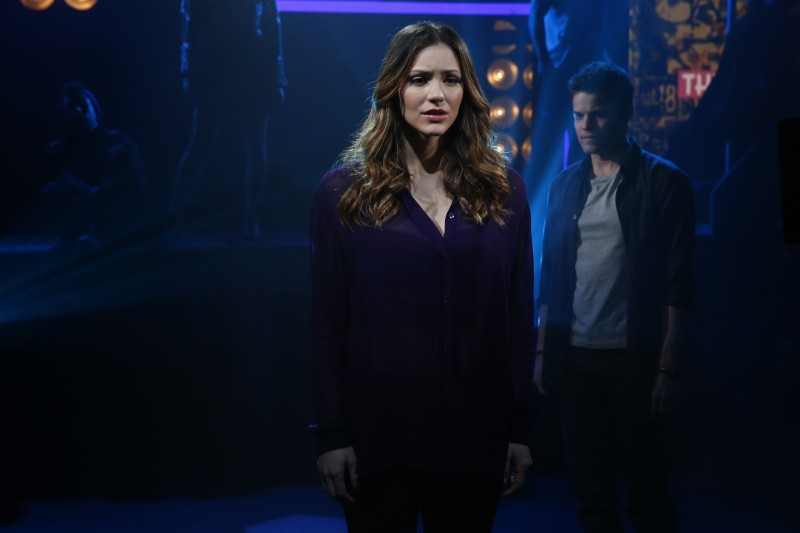 BWW Exclusive: On the Set of SMASH- Katharine McPhee on Karen's Future, Working with Jeremy Jordan & More; Plus New Photos!