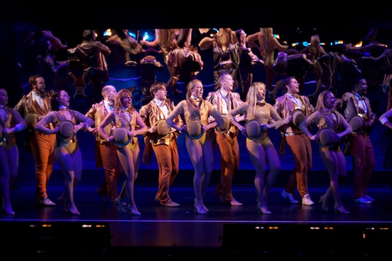BWW Reviews: Eagle Theater's A CHORUS LINE is One Singular Sensation