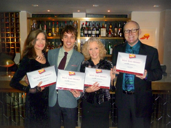 Photo Coverage: LADIES IN LAVENDER Cast And Creative Receive Their BWW:UK Awards!