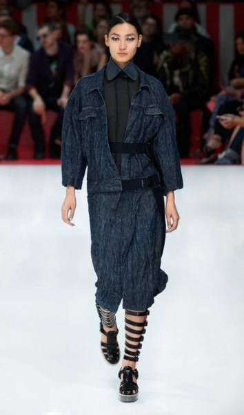 Photo Coverage: Acne S/S 2013 Collection Preview