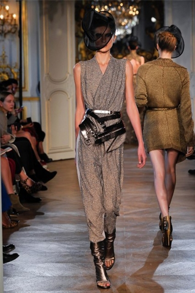 Photo Coverage: A.F. Vandervorst S/S 2013 Collection Preview