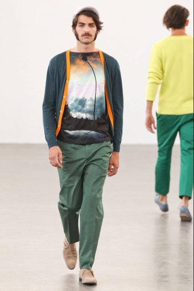 Photo Coverage: Agnès b. S/S 2013 Collection Preview