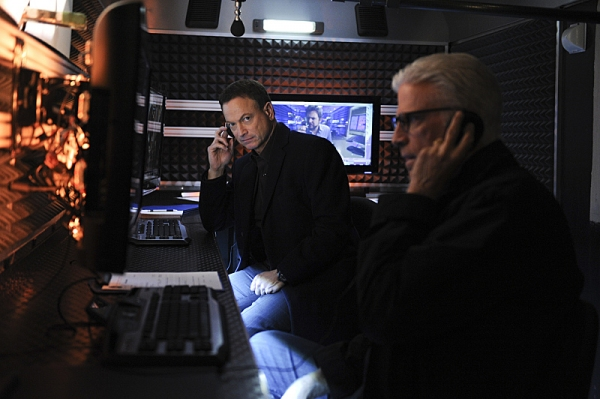 Photo Flash: CSI: NY's 'Seth and Apep,' Airing, 2/8