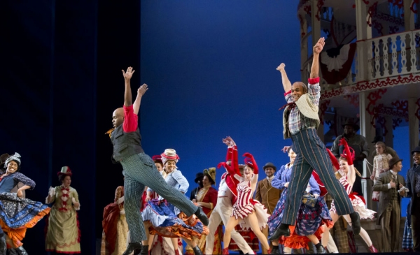 Photo Flash: First Look at Sasha Cooke, Morris Robinson and More in Houston Grand Opera's SHOW BOAT