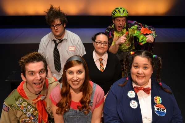 Photo Flash: First Look at 25TH ANNUAL PUTNAM COUNTY SPELLING BEE at Bainbridge Performing Arts