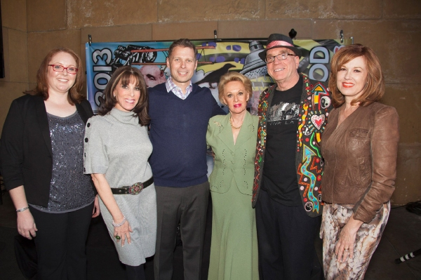 Shannan Carter, Kate Linder, Tony Hoover, Tippi Hedren, Andre Miripolsky and Lee Purcell