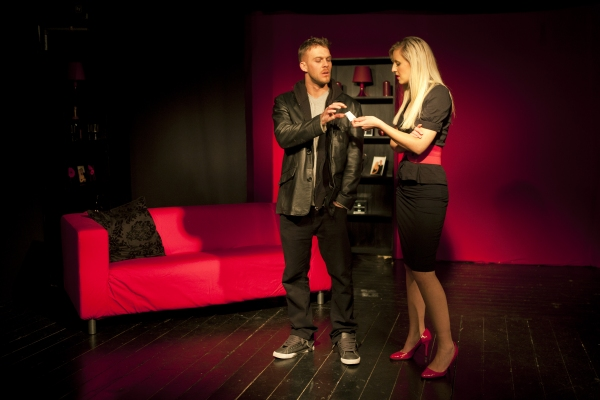 Photo Coverage: M Opens in Manchester