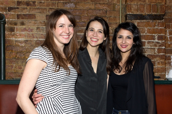 Photo Coverage: Inside Opening Night of THE FUTURE IS NOT WHAT IT WAS