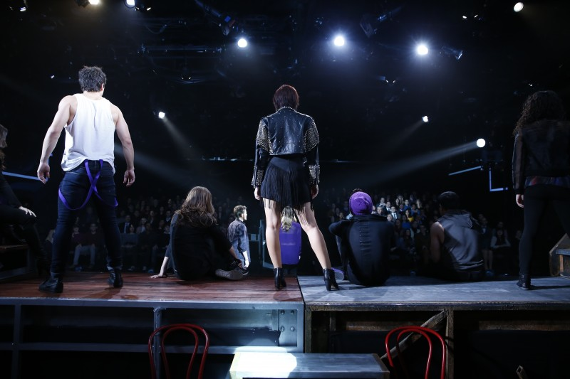 BWW Exclusive: On the Set of SMASH- Josh Bergasse on Winning His Emmy, Choreographing for Two Musicals in Season Two & More; Plus New Photos!