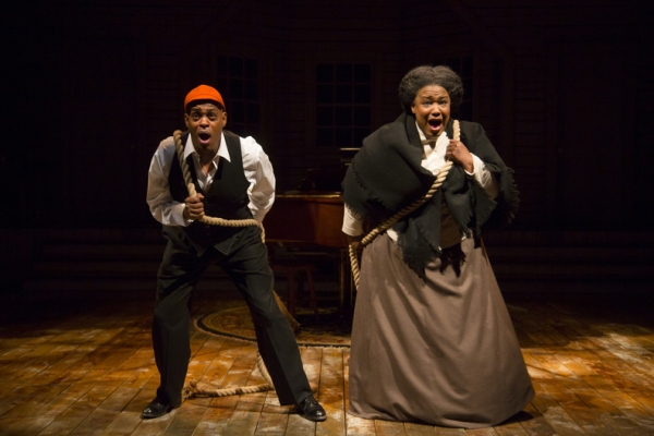 Photo Flash: First Look at Jubilant Sykes, Kecia Lewis-Evans and More in BREATH & IMAGINATION