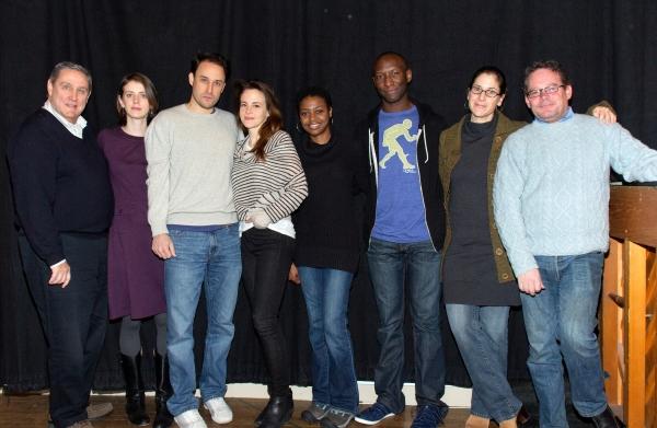 James C. Nicola, Amy Herzog, Greg Keller, Maria Dizzia, Pascale Armand, Philip James  Photo