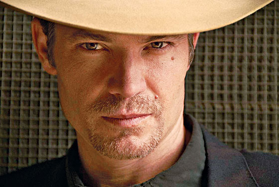JUSTIFIED's Timothy Olyphant Lends Voice to ARCHER, 2/24
