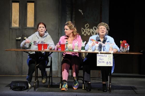 Kate Buddeke, LaLa Cochran and Brenda Bynum