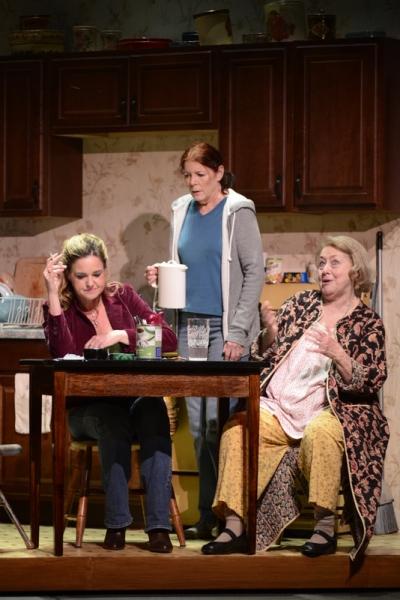 LaLa Cochran, Kate Buddeke and Brenda Bynum