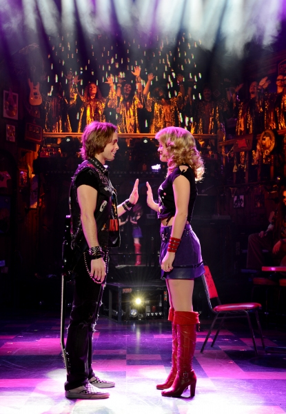 Photo Flash: First Look at ROCK OF AGES Las Vegas!