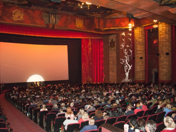 Photo Flash: Tippi Hedren and More Attend THE BIRDS Q&A and 50th Anniversary Screening in LA
