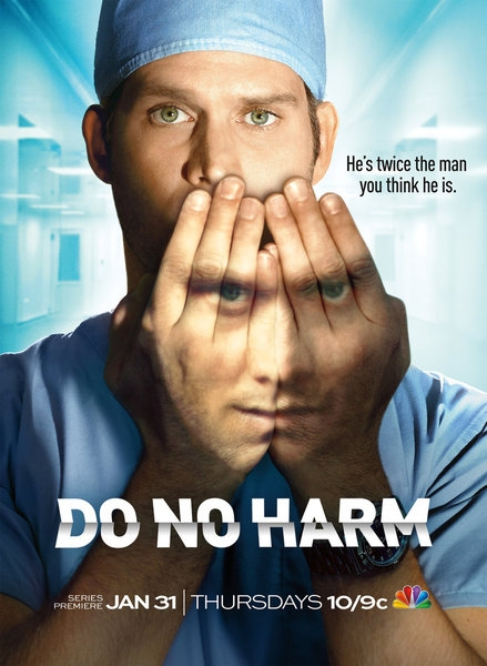 Photo Flash: Cast Photos for NBC's DO NO HARM