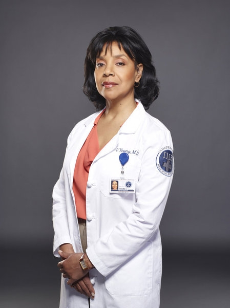 Phylicia Rashad at Cast Photos for NBC's DO NO HARM