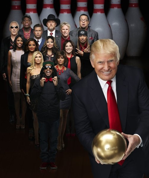 Photo Flash: First Look at the ALL-STAR CELEBRITY APPRENTICE Cast