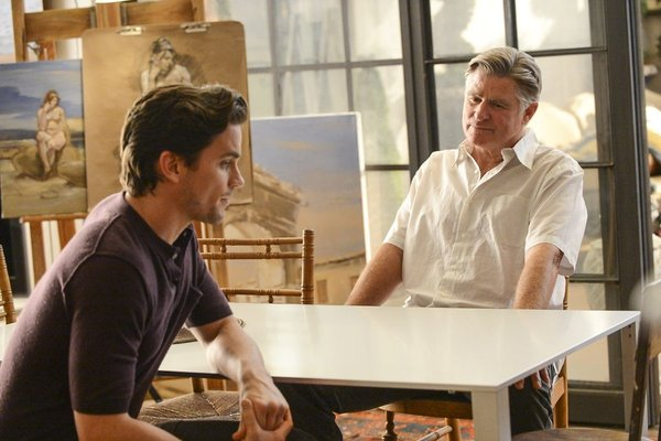 BWW Interviews: Treat Williams Talks Co-Star Matt Bomer & Making a Return to the Stage