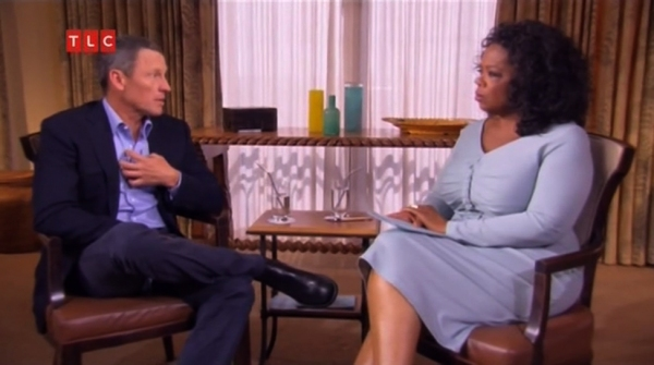 Oprah's Interview with Lance Armstrong Draws in 28 Million Viewers Worldwide