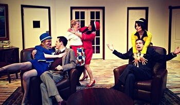 BWW Reviews: BOEING, BOEING Flies into Pennsylvania Playhouse