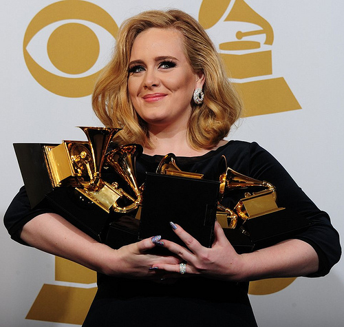 Adele to Perform SKYFALL at Oscars