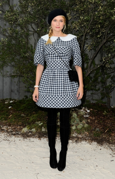 Fashion Photo of the Day 1/23/13 - Diane Kruger