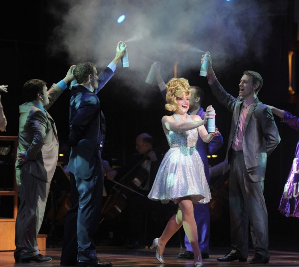 Photo Flash: First Look at Marissa Perry, Micky Dolenz, Beth Leavel and More in HAIRSPRAY: IN CONCERT!