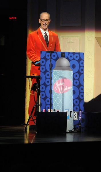 John Waters at First Look at Marissa Perry, Micky Dolenz, Beth Leavel and More in HAIRSPRAY: IN CONCERT!