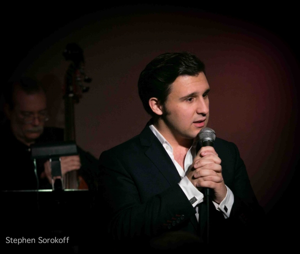 Photo Coverage: Nicholas King Plays Don't Tell Mama